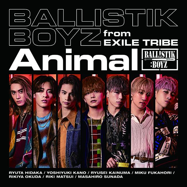 BALLISTIK BOYZ_CD