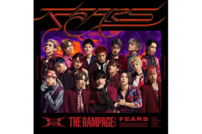 THE RAMPAGE CDDVD