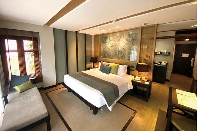 カオラック・メルリン・リゾート-room