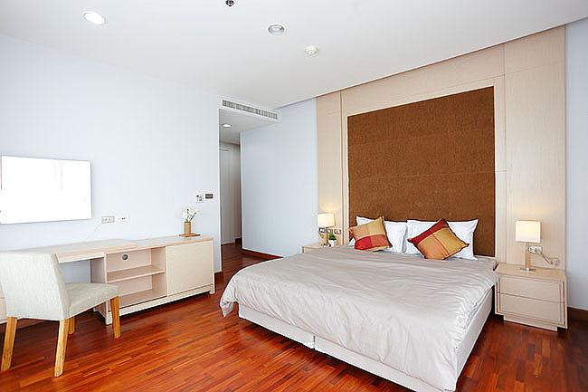メインのベッドルーム例