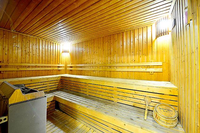 The Grand Sethiwan@Sukhumvit 24_sauna