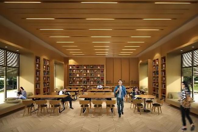 harmoniq-residence_library