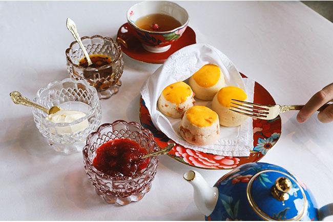 capella hotel afternoon tea