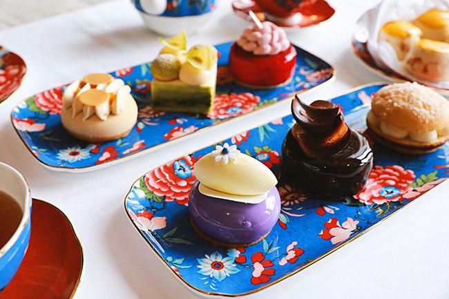 capella hotel afternoon tea3