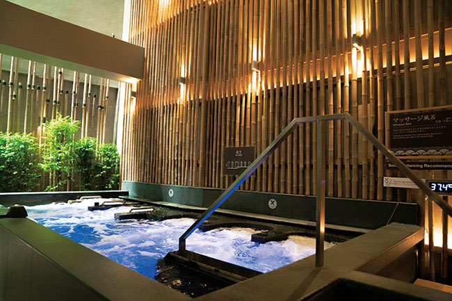 Let's Relax Spa : Onsen and Spa Thonglor