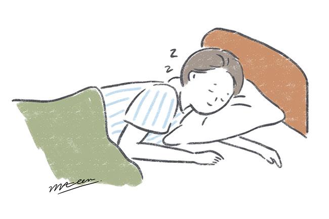 ©Ma-een_daco_boy_sleeping