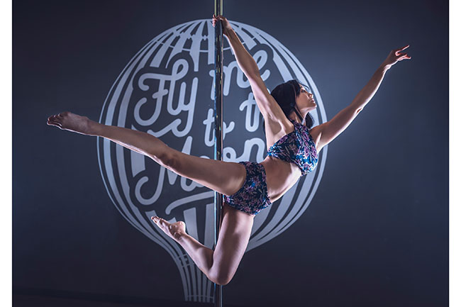 Fly Me to the Moon Pole & Aerial Studio -1