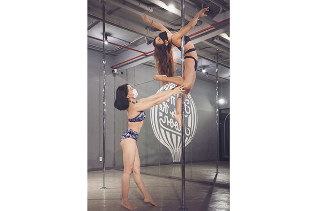 Fly Me to the Moon Pole & Aerial Studio-4