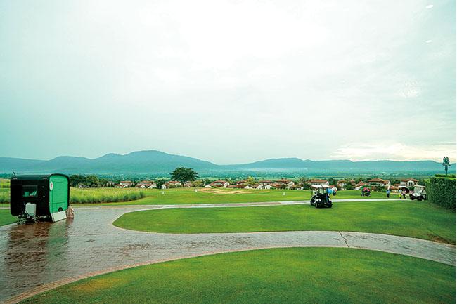MyOzone Golf Club Khaoyai