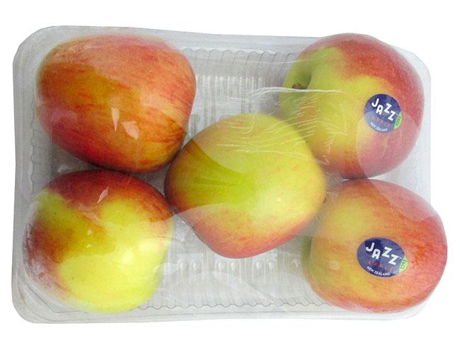 2. ジャズりんご