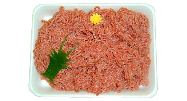 4. 牛挽肉