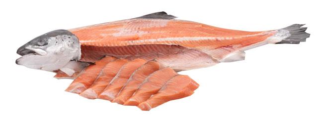 3. 生鮭切り身