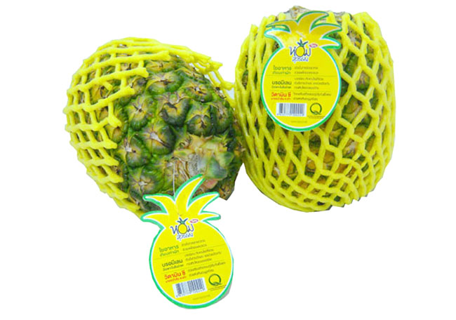 2. ホームスワン種パイナップル