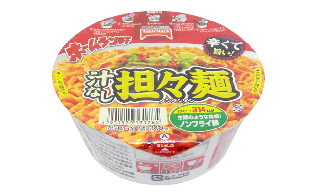 7. TABLE MARK HOMERUNKEN SHIRUNASHI TANTANMEN 94 G.