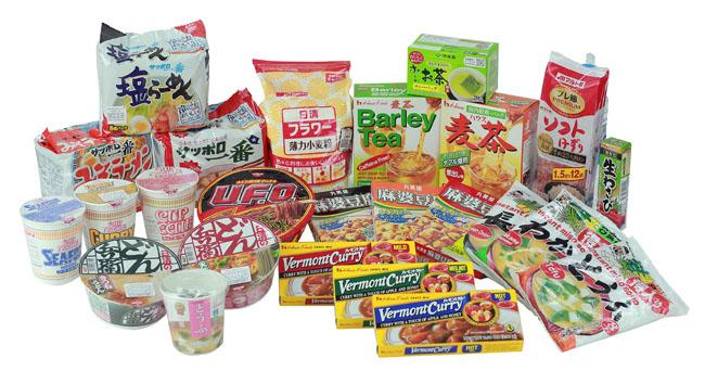 フジスーパー日本食材