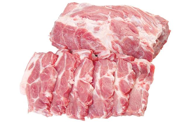 4. ステーキ用豚肩ロース