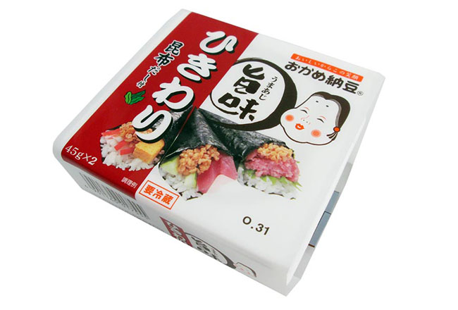 8. TAKANO FOODS OKAME NATTO HIKIWARI NATTO 45 G. X 2 PCS.