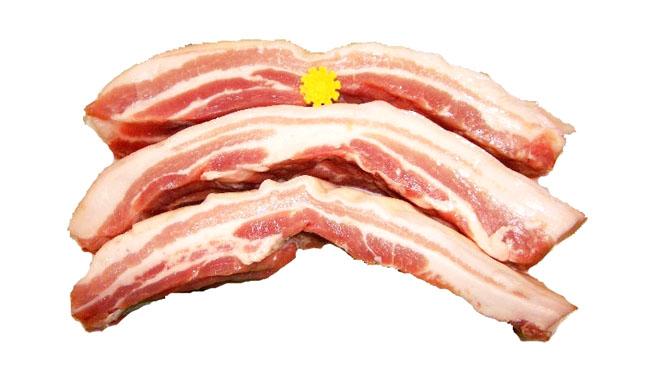 4. 豚バラブロック
