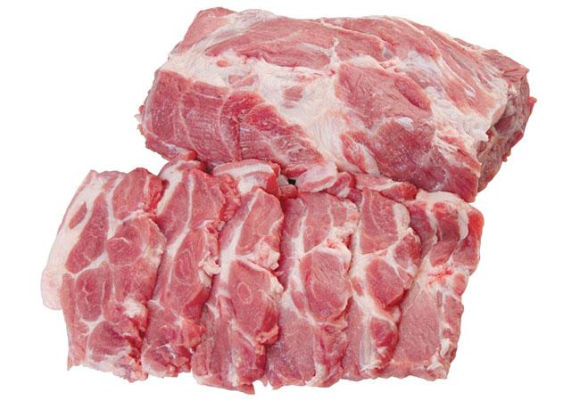 4. 豚肩ロース ステーキ用