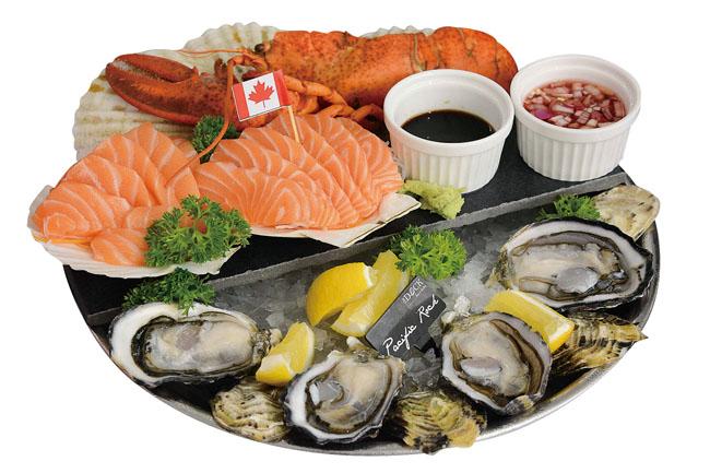 Canada Platter (NEW)