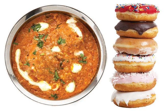 Curry and Donuts