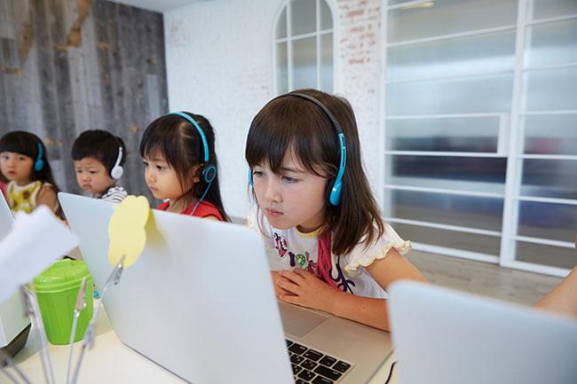 オンラインで、英語の英才教育 EES英語塾