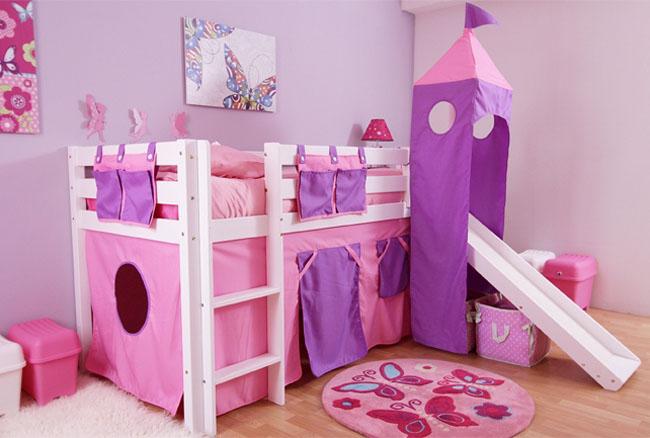EMILY PLAY BUNK BEDS