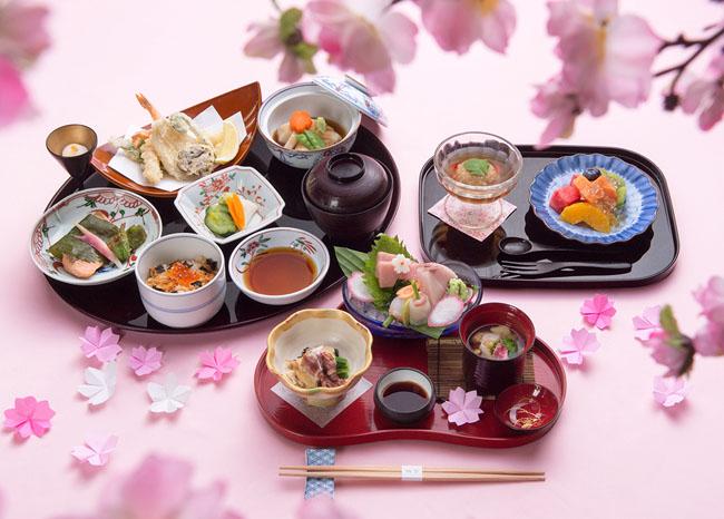 Yamazato_Spring Lunch Gozen 2017