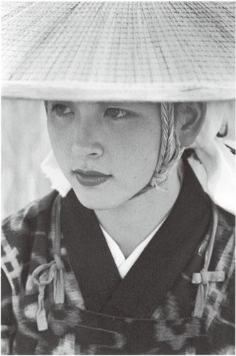 Young woman Ihee Kimura