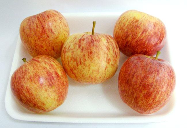 2. ガラー種りんご