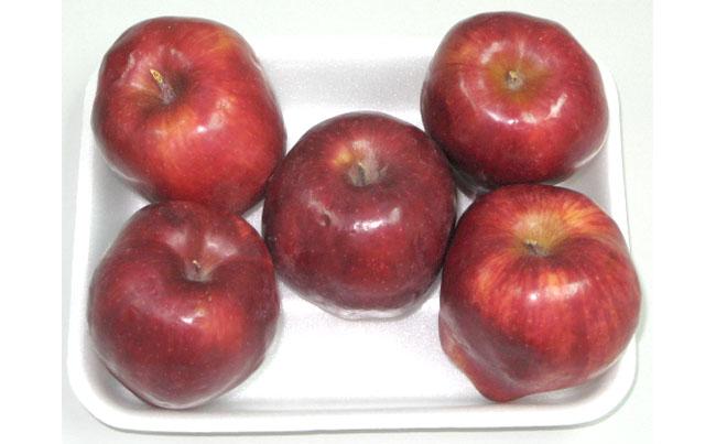 2. レッドりんご (アメリカ産)