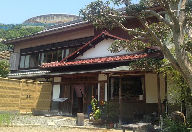 有田川町の大谷温泉