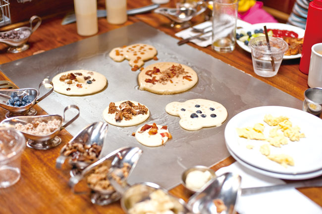Slappy Cakes Portland Oregon